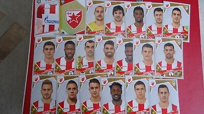 FOOT PANINI football 2018 FIFA 365 extra stickers update sets S1 - S60 rare