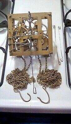 Antique Large G.H.S. Cuckoo Clock Pinned Count Movement