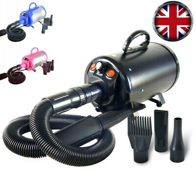 2800W Stepless Speed Dog Cat Pet Grooming Hair Dryer Hairdryer Blaster Blower.