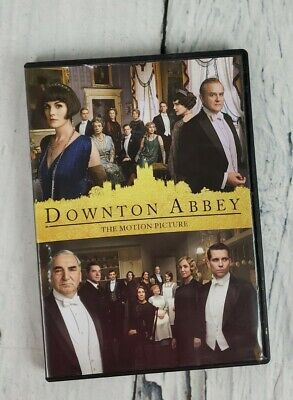 Downton Abbey the Movie (2019, DVD) The Motion Picture