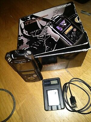 Olympus Ls-20m Grabadora Video Audio Pcm