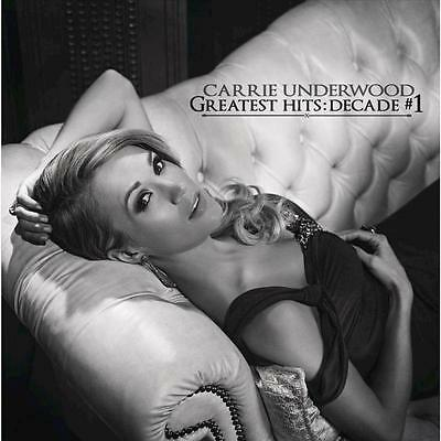 Greatest Hits: Decade #1, Carrie Underwood - (Compact Disc)