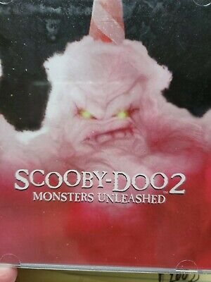 Scooby Doo 2 Monsters Unleashed Movie Soundtrack Cd Cotton Candy Glob Card 18 00 Picclick