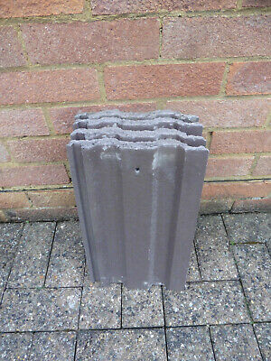 Marley Ludlow Major Interlocking Concrete Roof Tile 300 Available 0 80 Each 0 85 Picclick Uk