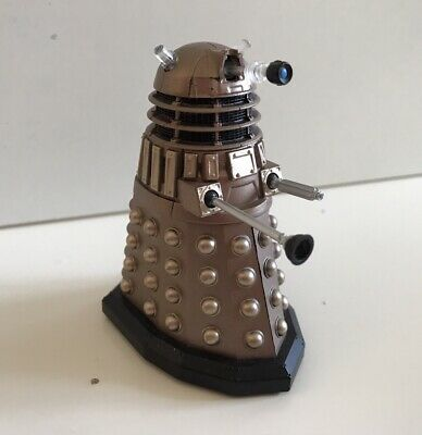"Doctor Who Gold Bronze Dalek New Series 5"" Action Figure"