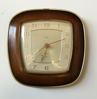Smiths 'Sectric' Wall Clock - 1960s