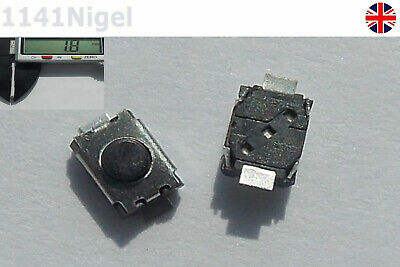 7.5mm x 4mm x 1.8mm Momentary Side Switch Push Button Tact Micro Switch SMD