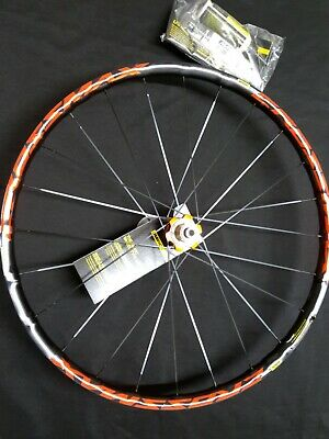 """HED Tomcat 99-45-0404 650B 27.5/"""" Front Wheel 584 x 21 C Tubeless"""
