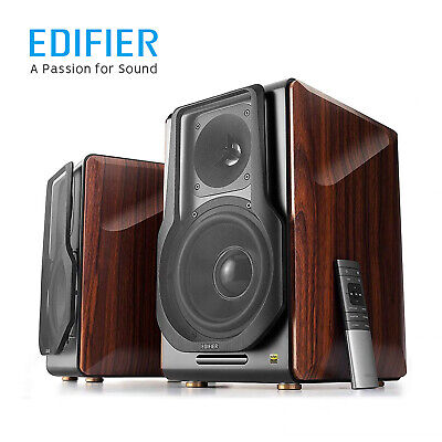 Edifier R1280t Powered Bookshelf Speakers Studio Monitor Speaker Dual Rca 42wrms 137 99 Picclick Au