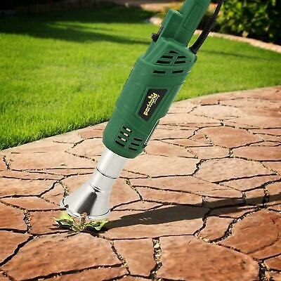 2000W Electric Weed Burner Weed Killer Remover Wand Hot Air Blaster Torch Garden