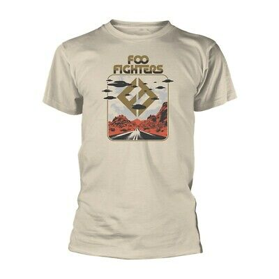 Foo Fighters Roswell Official Tee T-Shirt Mens Unisex