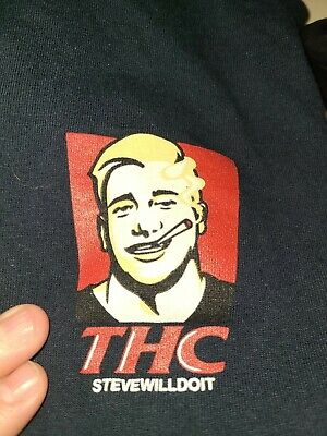 Nelk Boys Steve Will Do It Thc Shirt Size L Nelk 27 00 Picclick I am the liquor hat. nelk boys steve will do it thc shirt
