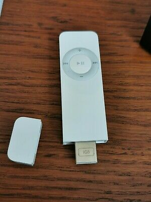 Apple Ipod Shuffle 1st Generation White 512mb Excellent Condition 0 01 Picclick Uk