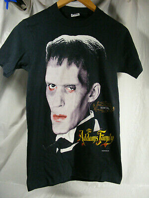 Vintage 1991 The Addams Family Movie T-shirt Lurch Youth Small