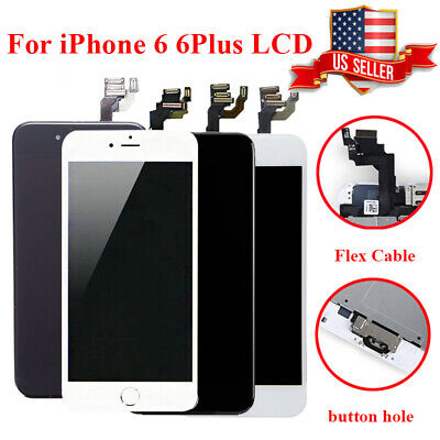 For iPhone 6 6 Plus LCD Touch Screen Display Digitizer Replacement Full Assembly