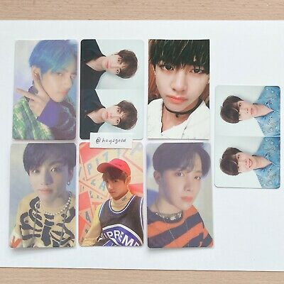 BTS Official Photocards Map of the Soul Persona