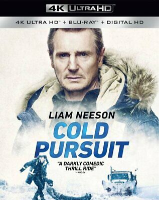 Cold Pursuit-Liam Neeson BLU-RAY DISC ONLY
