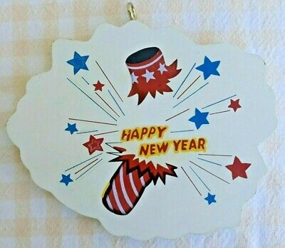 TIN SIGN Black Cat Fireworks Firecrackers 4th July New Years Firework Stand C380