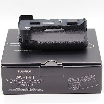New Fujifilm VPB-XH1 Vertical Power Booster Grip Boxed New