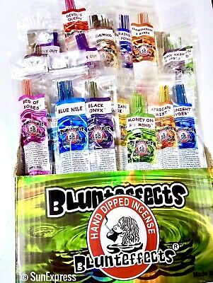 7 Assorted Fragrance Pack Blunteffects 11 Incense