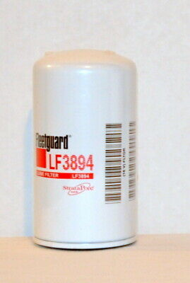 Pack of 3 LF3894 Fleetguard Lube Spin-On
