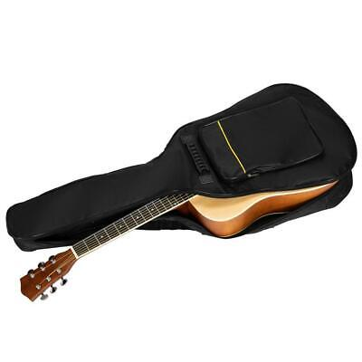 """Padded Nylon 41"""" Protective Classical Acoustic Guitar Back Bag Carry Case"""