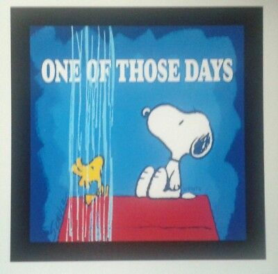 Peanuts  Snoopy ♡ MONDAY ♡ Magnet ♡