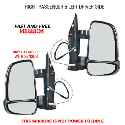 For 2014-2018 Ram ProMaster 2500 Mirror Right 75615BJ 2015 2016 2017
