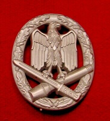 German WWII Issue Envelope or packet for the Infantry Assault Badge in Silver