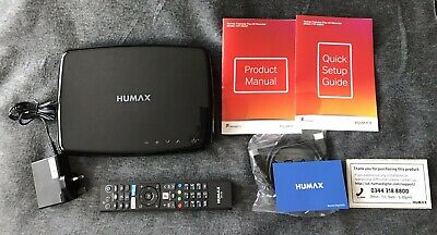Humax Freeview Play FVP-5000T HD TV 500GB Recorder