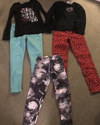 5pc. Lot Of Girls Size 10/12 Fall Winter Clothing