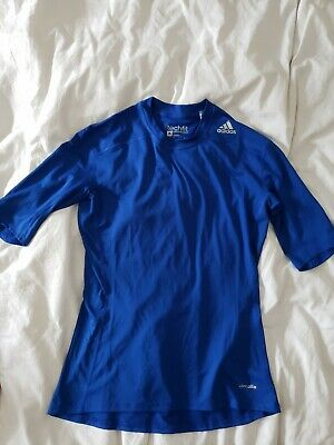 Adidas Techfit Compression Climalite Top Mens Large