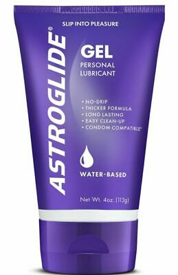 Astroglide Water Based Personal Lubricant Gel - 4oz