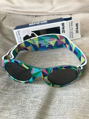 Baby BANZ sunglasses with neoprene strap - 0-2 years baby/toddler