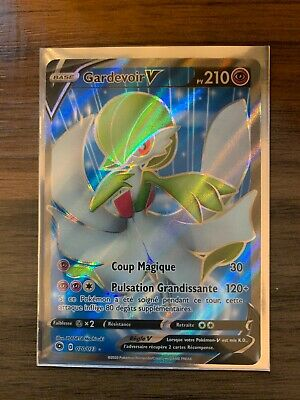 Gardevoir V FULL ART 070/073 EB3,5 Voie Du Maitre carte Pokemon