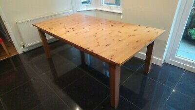 Ikea Stornas Dining Table 105 X 200 247 293 100 00 Picclick Uk