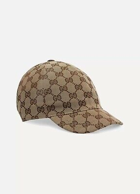 GUCCI KIDS Baby coated-canvas baseball cap, Size L, New, Authentic, Ori$210!!!