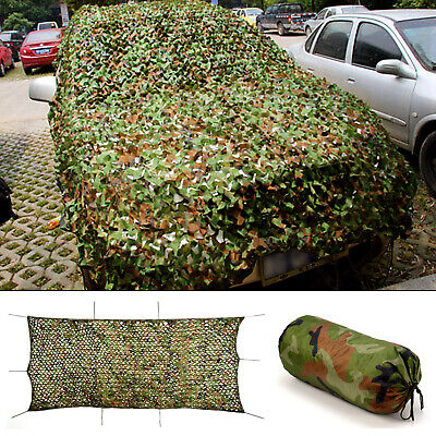 Filet Couverture Camouflage chasse Camping jeu campagne armee militaire 7x 1.5M