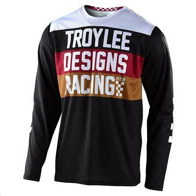 Green//Black Camo X-Large Troy Lee Designs 2020 GP Jersey