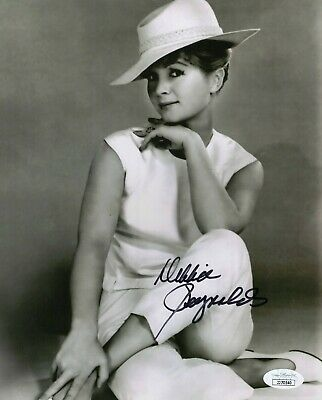 """DEBBIE REYNOLDS IN THE FILM /""""TWO WEEKS WITH LOVE/""""  8X10 PUBLICITY PHOTO ZY-674"""