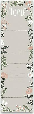 Primitives By Kathy Full Bloom Magnetic List Notepad ~ Sticky Note ~ 60 p