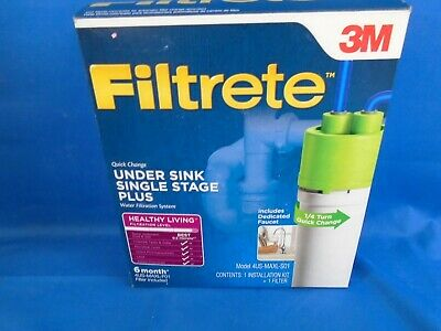 Homeglen Water Filter HG39 for 4US-MAXL-F01 for Plus System New Sealed