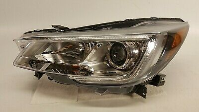 2018 2019 Subaru Legacy Outback Headlight Driver Left Halogen Lamp 18 19 Oem