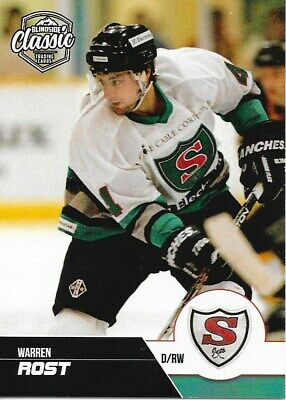 SLOUGH JETS CLASSIC COLLECTION #55 MIKE WAGSTAFF PLAYER CARD