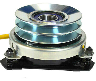 PTO Clutch Replacement For Warner 5217-45 with High Torque and Bearing Upgrade