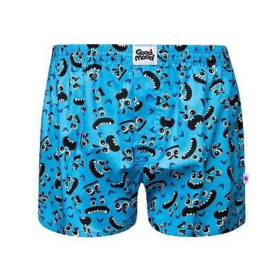 Good Mood Mens Cosmos Adult Space Theme Fitted Trunks