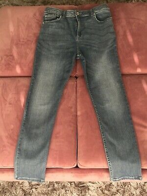 Boys River Island Skinny Stretch Jeans Age 12 Years