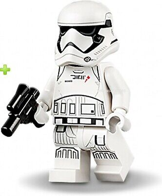 Lego Star Wars First Order Jet Trooper Minifigure sw1055 from set 75250.