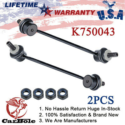 Rear LH /& RH Suspension Stabilizer Sway Bar Links for Toyota Camry 2002-2017 2Pc