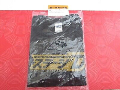 HPI #105205 T-Shirt Staged-D Black//Adult Large .Traxxas Losi Ofna Axial Kyosho